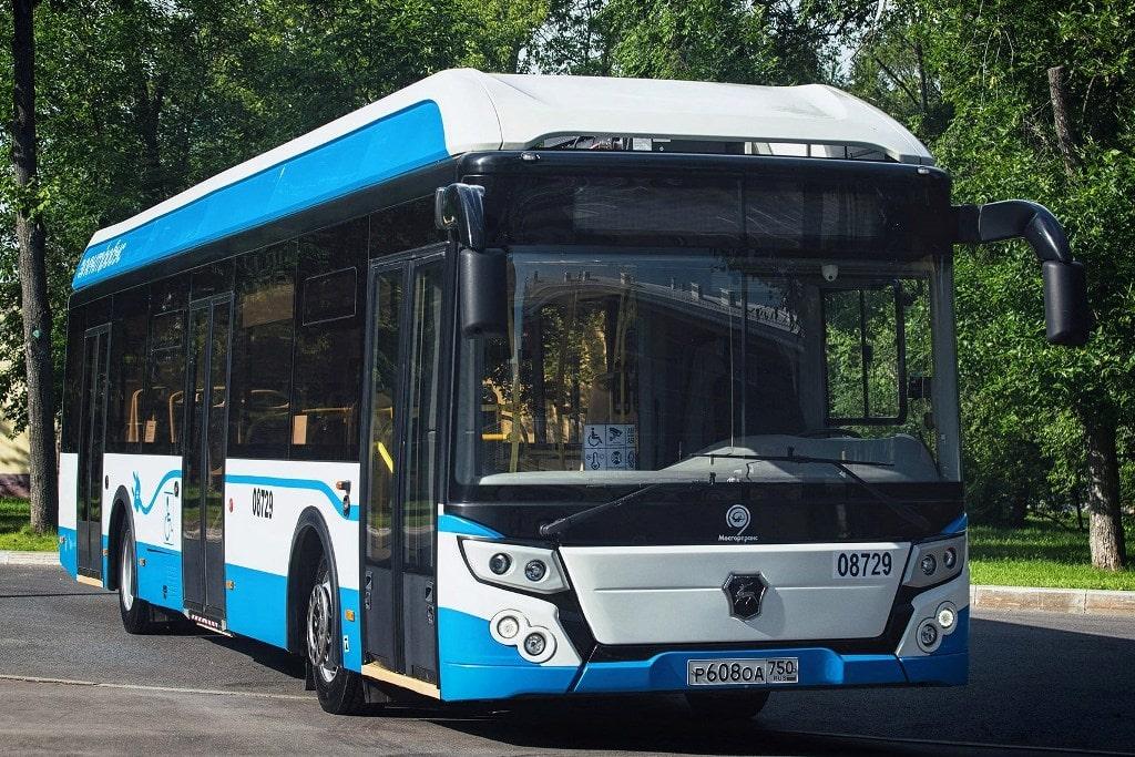 Фото автобуса лиаз новинки