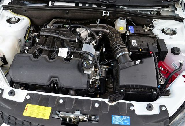 127 Мотор 16 клапанный