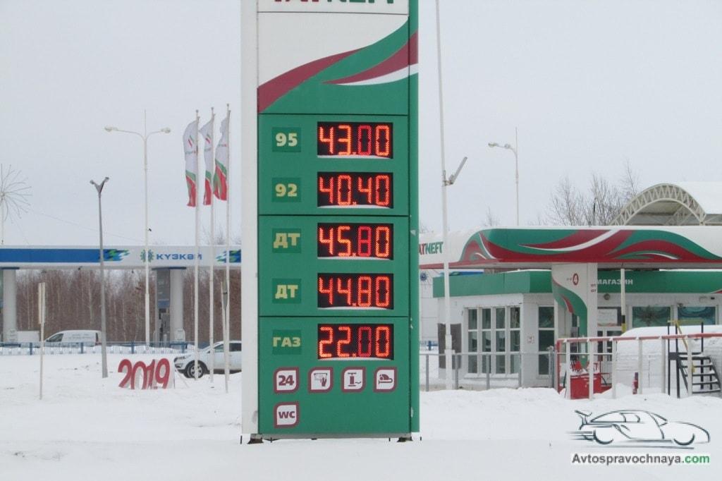 Цены на бензин с 1 января 2019 года. Последние новости картинки