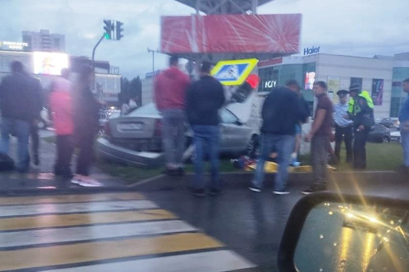 Авария с пешеходом картинки